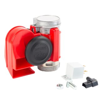Stebel NAUTILUS COMPACT RED 24V