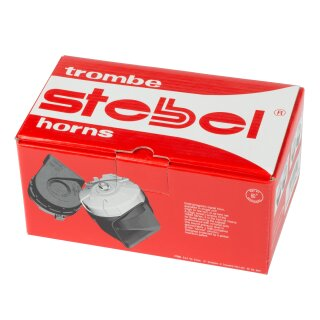 Stebel TM80/2 MAGNUM CHROME 12V 410Hz+500Hz