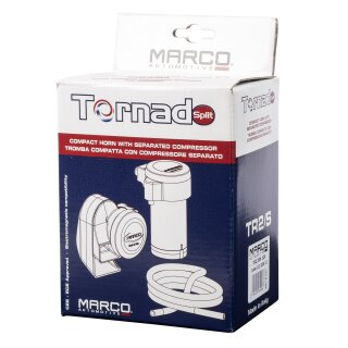 MARCO TORNADO SPLIT 12V - Winter Edition