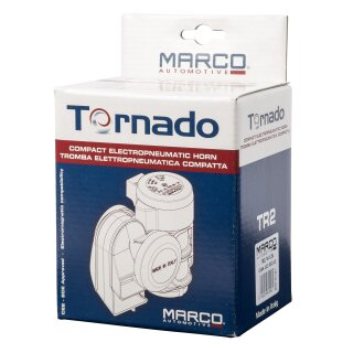 MARCO TORNADO 12V - Winter Edition