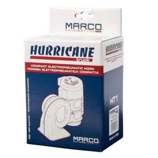 MARCO HURRICANE TRUCK CHROME 12V